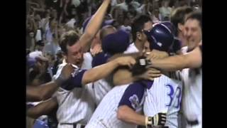 World Series Final Outs 1989-2014