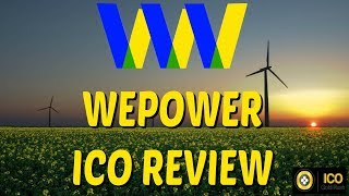 Wepower Ico Review | What is WePower | Wepower Coin with Anthony Darvill