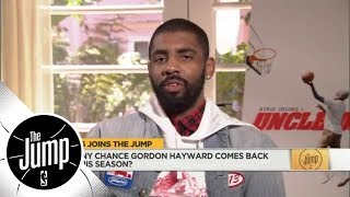 Kyrie Irving breaks down mentality for All-Star Game and rest of Celtics