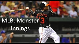 MLB: Monster Innings