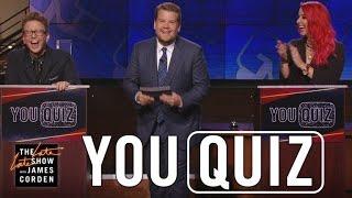 YouQuiz w/ Jenna Marbles & Tyler Oakley