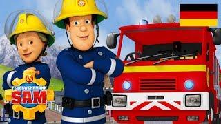 Feuerwehrmann Sam Deutsch Neue Folgen | Der Tag der offenen Tür - 1 STUNDE | Cartoons fur Kinder