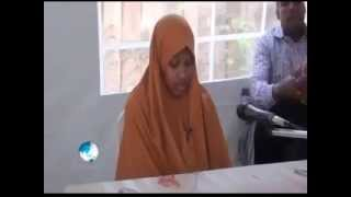 beautiful and emotional quran recitation by somali girl