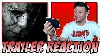 Halloween (2018) | Trailer Reaction