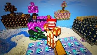 DIESEN DREIZACK ÜBERLEBT KEINER! | Minecraft LUCKY BLOCK KING