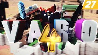 KAMPF GEGEN #ROTERÄCHER • Minecraft VARO 4 #27   Fazon