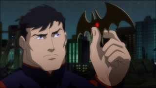Batman and Green Lantern Vs. Superman