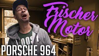 JP Performance - Frischer Motor ! | Porsche 964