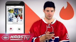 If Carey Price were on TINDER: Astronauts, Left Shark + more