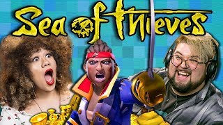 SEA OF THIEVES! (React: Gaming)