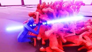 DAS LASERSCHWERT IST UNSCHLAGBAR !!! (Totally Accurate Battle Simulator)