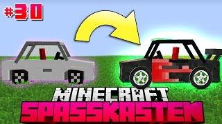 AUTO TUNEN in MINECRAFT?! - Minecraft Spasskasten #30 [Deutsch/HD]