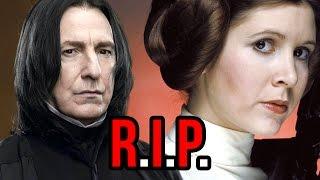 3 tragische Schauspieler-Tode der letzten Jahre
