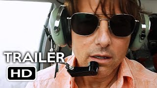 American Made Official Trailer #1 (2017) Tom Cruise Thriller Movie HD