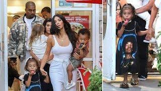 Kim Kardashian And The Family Celebrate Nori