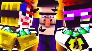 EINBRUCH in HEXENVILLA?! - Minecraft EINBRUCH