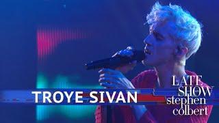 Troye Sivan Performs