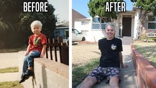 Visiting the House I Grew Up in 10 Years Later... (Emotional)