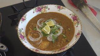 """"""" KARAHI MURGH CHOLE """" Bajias Cooking"""