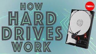 How do hard drives work? - Kanawat Senanan