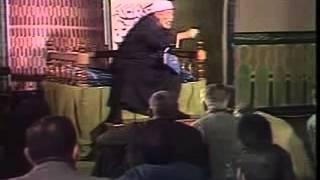 العلاقة بين العمل الصالح و المطعم الحلال و استجابة الدعاء- الشيخ الشعراوي