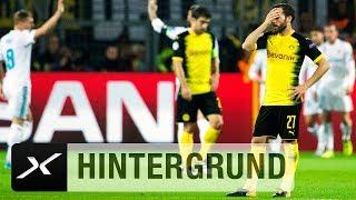 In der Bundesliga Top, in der Champions League ein Flop   Borussia Dortmund   UEFA Champions League