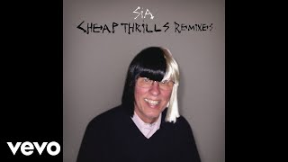 Sia - Cheap Thrills (Sted-E & Hybrid Heights Remix) [Audio]