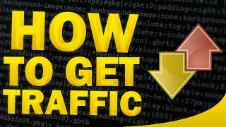 How to Get Traffic to Your Blog or Website for FREE