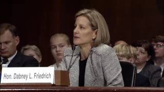 Senator Coons delivers remarks, Q&A at Senate Judiciary Committee nominations hearing July 25, 2017