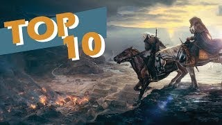 Top 10 - Die besten Rollenspiele aller Zeiten | Behaind