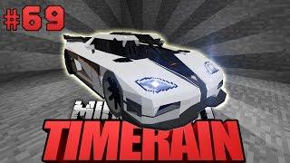 SCHNELLSTES AUTO im SPIEL?! - Minecraft Timerain #069 [Deutsch/HD]