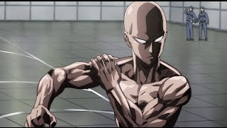 One Punch Man - Fitness test