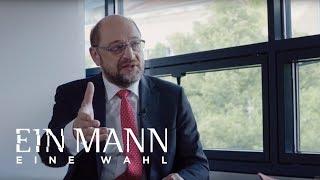 Interview mit Martin Schulz (SPD) | Ein Mann, eine Wahl | ProSieben