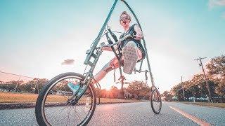 Glide Cycle- DTTRW? | (GRAV3YARDGIRL 2.0)