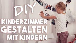 DIY FOTOGIRLANDE I SCHNELL & EINFACH Kinderzimmer gestallten I Mellis Blog