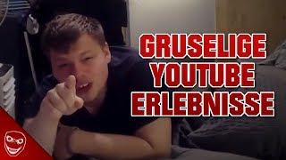 Die 5 gruseligsten Dinge, die YouTuber erlebt haben!