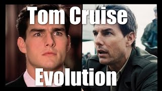 Tom Cruise Evolution (1981-2016)