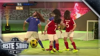 Highlights 2016: DIE BESTE SHOW DER WELT | Joko: Die große ProSieben Rückwärtsfußball-WM | ProSieben