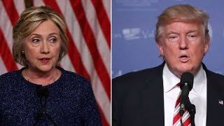 Clinton, Trump battle for Florida