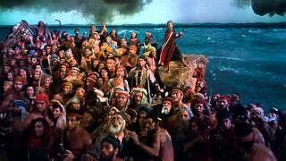 The Ten Commandments (1956) | (2/2) | Sea