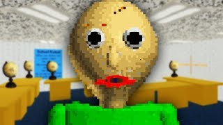 SPANKED BY TEACHER | Baldi