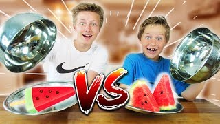 REAL FOOD vs. ICE FOOD - Unerwartetes Ergebnis?! TipTapTube