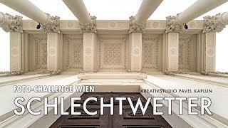 Foto Challenge Wien: Schlechtwetter