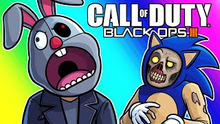 Black Ops 3 Zombies Funny Moments - Ohm