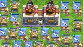 ULTIMATIVER CLAN BATTLE TROLL! || CLASH ROYALE || Let