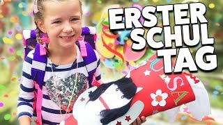 Lulus großer Tag! DIE EINSCHULUNG 😍  Lulu & Leon - Family and Fun
