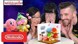 Captain Dangerous Kirby Star Allies Inspired Diorama Creation – Nintendo Minute