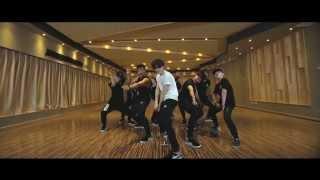 LuHan鹿晗[That Good Good/有点儿意思]Dance Practice Video练习室版MV