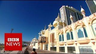 Donald Trump and Atlantic City - BBC News