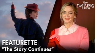"""""""The Story Continues"""" Featurette 